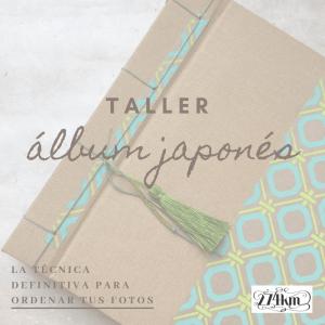 Taller de álbum encuadernación japonesa