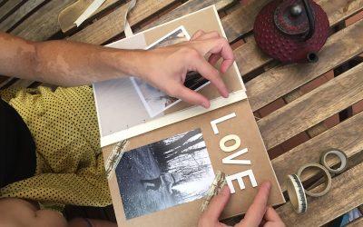 ÁLBUM DE VIDA. Cómo organizar tus fotos. Segunda parte.